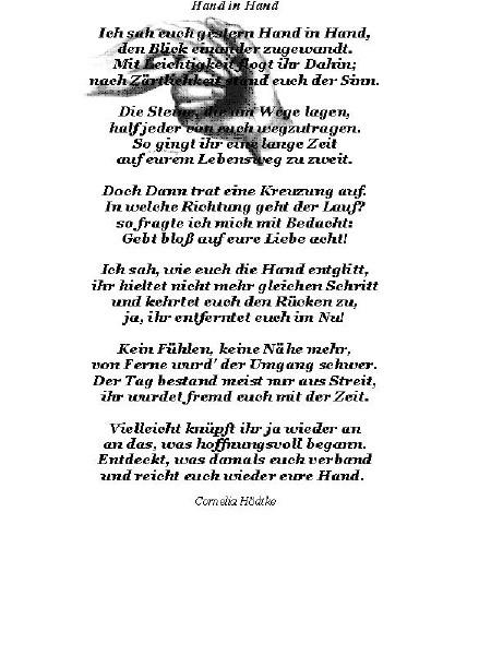 erich fried gedichte freundschaft